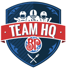 Team HQ logo